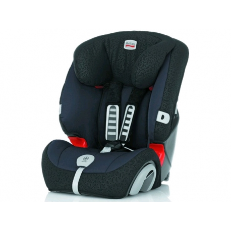 BRITAX EVOLVA 1-2-3 PLUS BLACK THUNDER