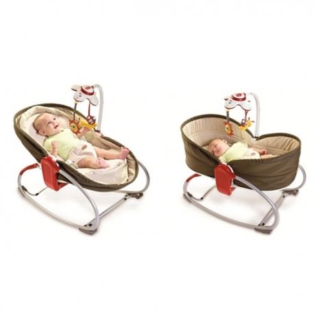 SDRAIETTA ROCKET-NAPPER 3 IN 1 TINY LOVE