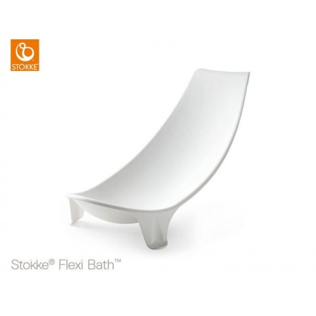 Newborn Support Per Vaschetta Flexy Bath Stokke Bianco