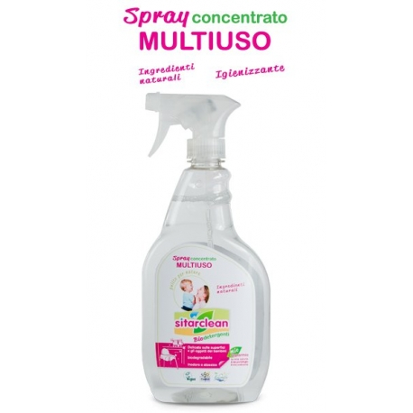 SPRAY BIO CONCENTRATO MULTIUSO SITAR CLEAN
